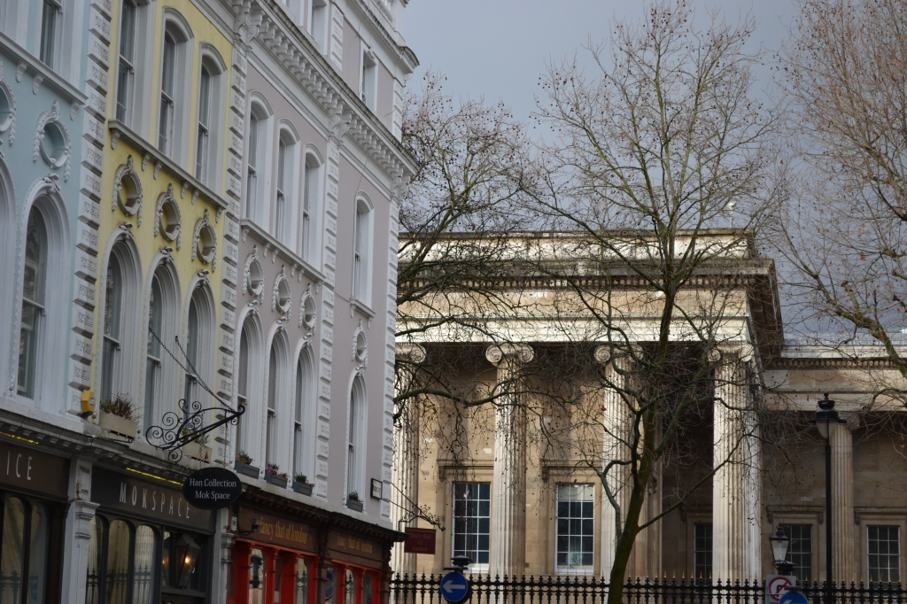 Bloomsbury is one of the oldest conservation areas in the country