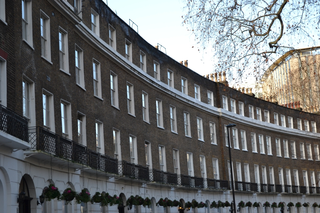 Cartwright Gardens is a heritage asset of high significance