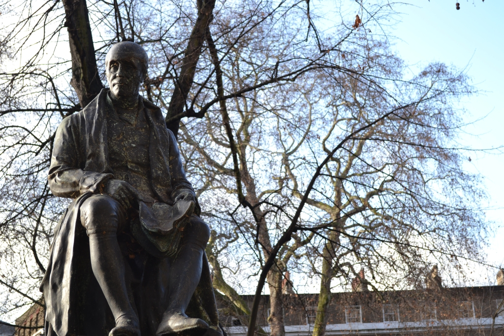 John Cartwright turned to stone after reading the approval of One Cartwright Gardens opposite his former home