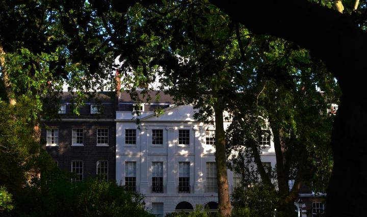Bedford Square, Bloomsbury, London