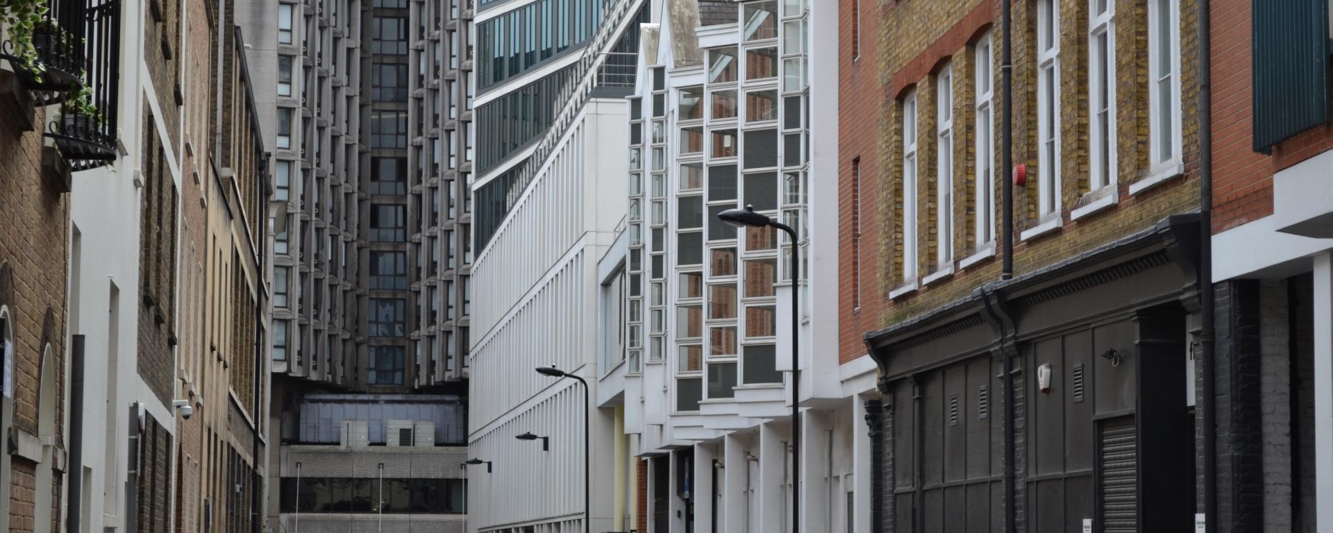 Morwell Street, Bloomsbury London