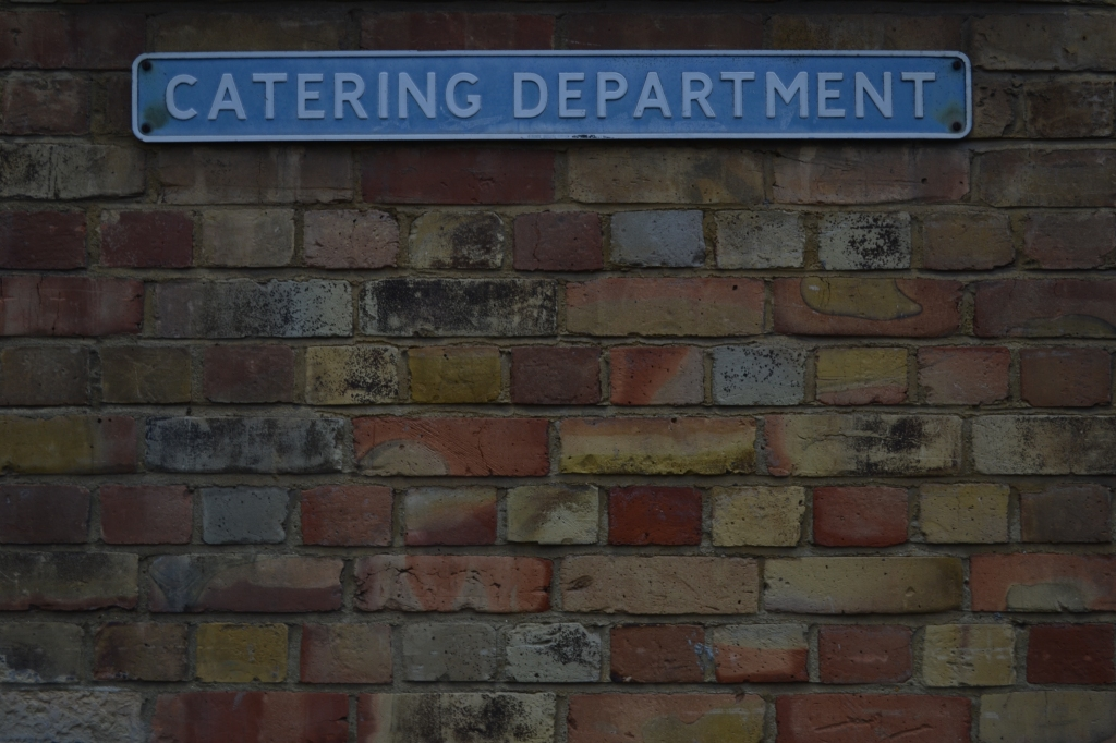 An old sign on the wall, Wicklow Street, King's Cross